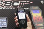 SCT X4 Power Flash Tuner - SEMA 2013