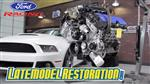 Ford Racing 5.0L Aluminator XS Crate Engine M-6007-A50XS